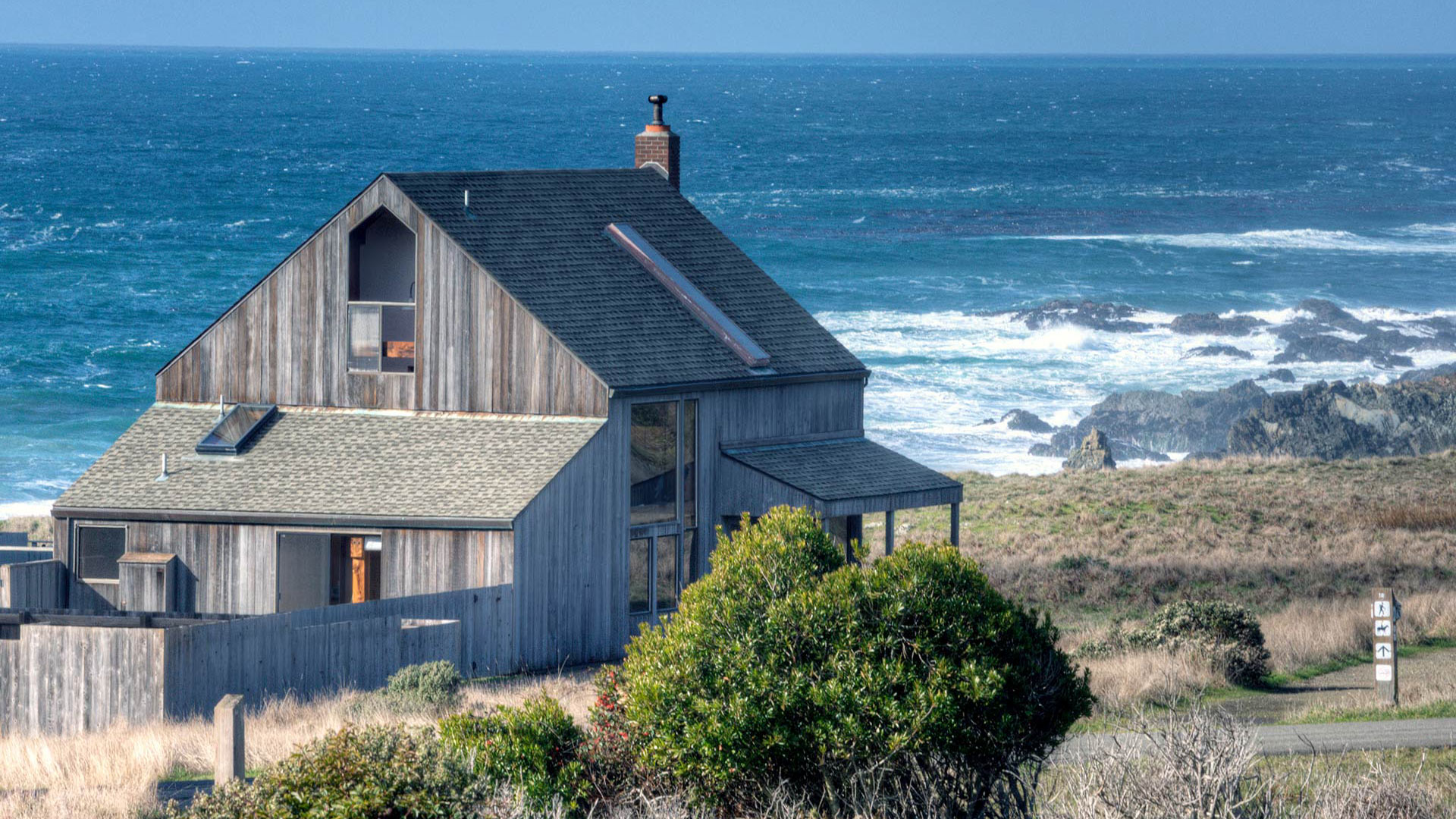 The Sea Ranch Binker Barn by Jim Alinder